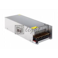Блок питания для светодиодных лент 24V 800W IP20