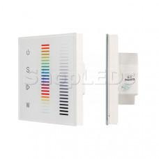 Панель Sens SR-2834RGBW-AC-RF-IN White (220V,RGBW,1 зона)