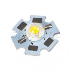 Мощный светодиод ARPL-Star-3W-BCX45 Warm White