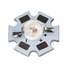Мощный светодиод ARPL-STAR-3W-EPL42 Yellow