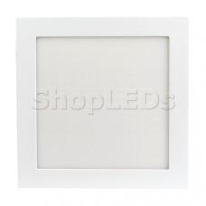 Светильник DL-225x225M-21W White