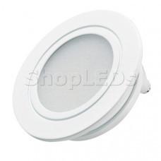 Светодиодный светильник LTM-R60WH-Frost 3W White 110deg