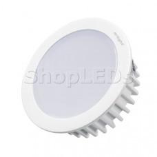 Светодиодный светильник LTM-R70WH-Frost 4.5W White 110deg