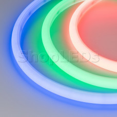 Гибкий неон ARL-MOONLIGHT-1516-DOME 24V RGB