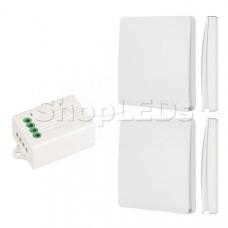 INTELLIGENT ARLIGHT Проходной выключатель серии TY, комплект (230V, WI-FI, 5A)