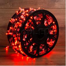 "Гирлянда ""LED ClipLight"" 12V 150 мм красный с трансформатором LED-LP-150-100M-12V-R NEON-NIGHT"