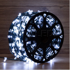 "Гирлянда ""LED ClipLight"" 12V 150 мм белый Flashing (белый) с трансформатором"