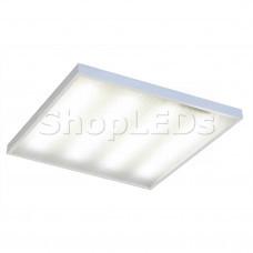 Панель LED подвесная 001-36W-6000K-Тр,600x600x21mm