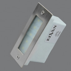 021-(5906S)4000K-LED2W Cветильник  4,5см*11см