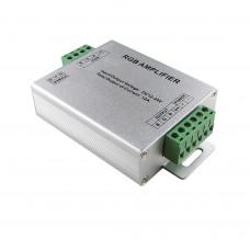 410704 Усилитель сигнала LED RGB 12V/24V max 4A*3CH